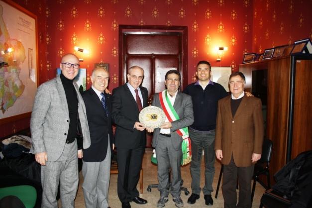 2 G. Bertolini  G. Rubino  G. Tesè  V. Corbo  S. Lo Vullo  C. Anzaldi 22 dicembre 2012 (2)